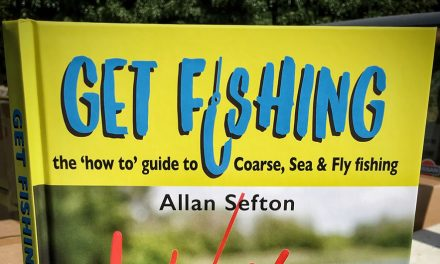Get Fishing – the 'how to' guide to Coarse, Sea and Fly Fishing by Allan Sefton