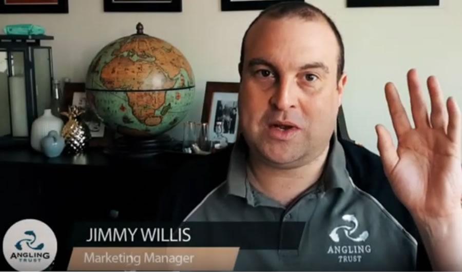 The Get Fishing Lockdown Series | Meet Jimmy Willis!