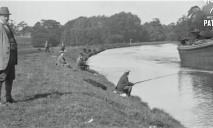 Bygone Days: Match fishing 100 years ago