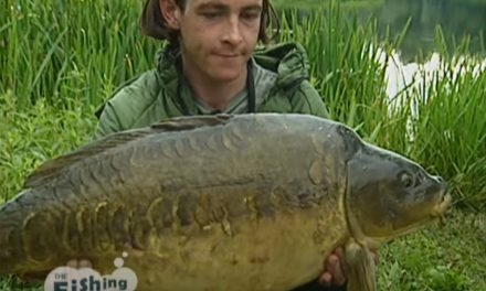 Terry Hearn Carp fishing