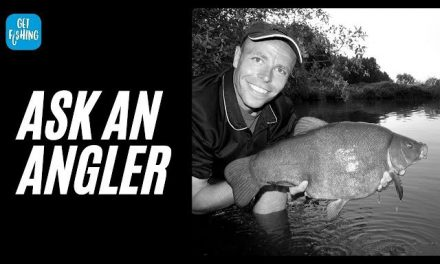 Ask an Angler (Episode 1) – Lisa Wilson Intro and Dean Macey
