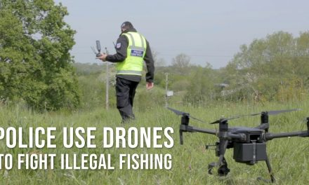 Police Using Drones To Fight Illegal Fishing