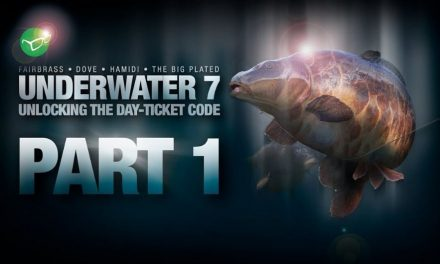 Korda Underwater Carp Fishing 7 (Part 1)