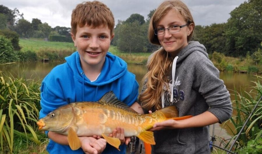 What do you need to go coarse fishing?