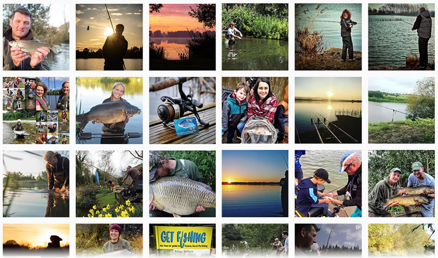 Get Fishing on the 'Gram!