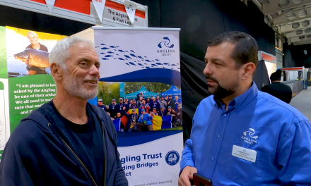Jeremy Wade Talks About The Building Bridges Project