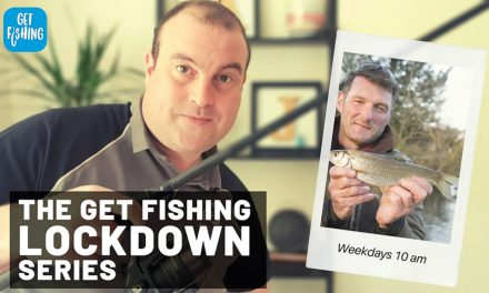 The Get Fishing Lockdown Series | Episode 1 – Finding The Depth