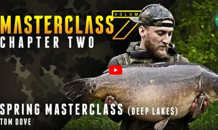 Korda Masterclass | Vol 7: Spring Carp Fishing with Tom Dove