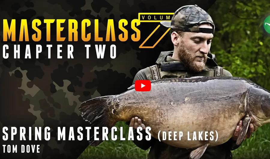 Korda Masterclass | Vol 7: Spring Carp Fishing with Tom Dove