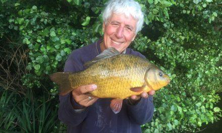 Creating Record Breaking Crucian Fisheries