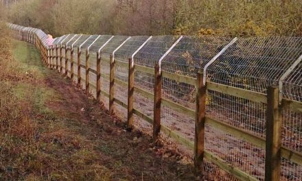 Is checking our otter fence classed as essential maintenance?