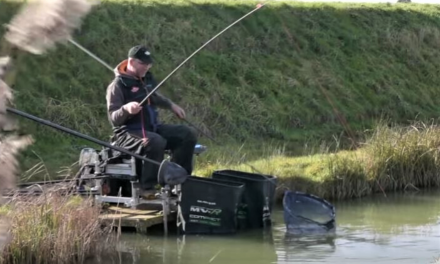 Nick Speed's Commercial Pole Fishing Tips