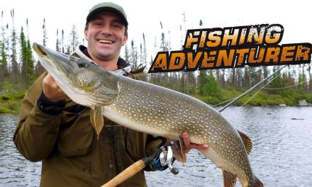 Fishing Adventurer – Canadian Pike