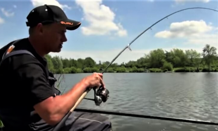 Commercial match fishing tactics and tips