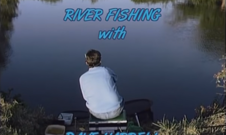 Blast from the Past: Dave Harrell Fishes Twyford Farm