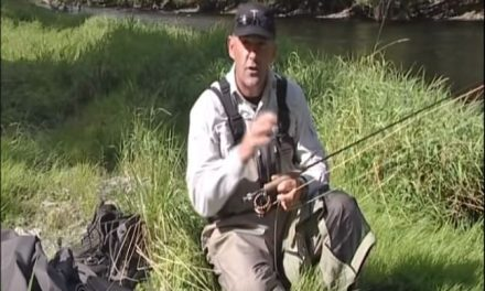 Start Fly Fishing: Hywel Morgan