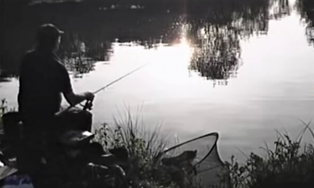 Bygone Days: A day's float fishing with Ivan Marks