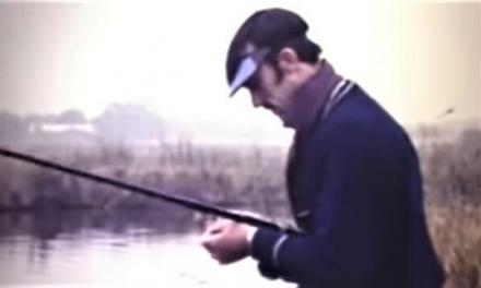 Bygone Days: The Woodbine Challenge 1973 on the River Guden, Denmark