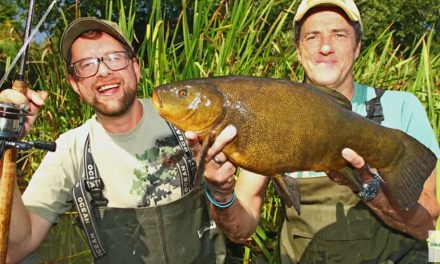 Float Tactics for Specimen Tench with Martin Bowler and Steve Rowley