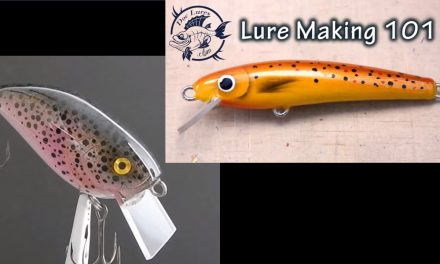 Lure Making Double Bill !