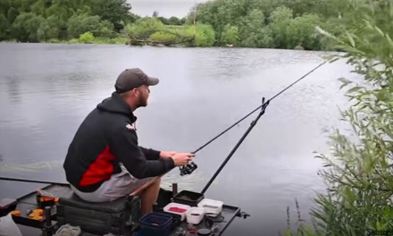 Feeder fishing tips on the Trent with Rob Wootton