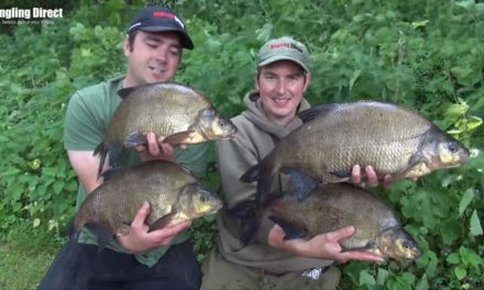 Gravel Pit Bream Fishing