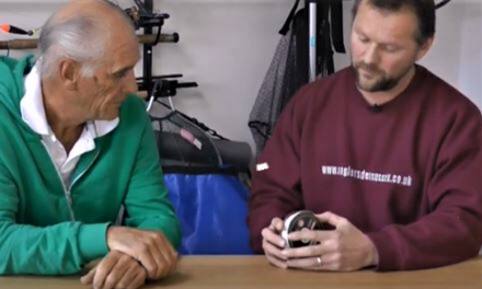 Talking Tackle: Jim Whippy and Glyn Morgan discuss the use of braid in beach fishing