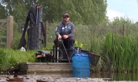 Float Fishing The Traditional Waggler – Fun Session!