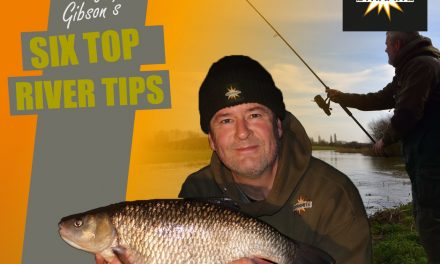 Six Specimen River Fishing Tips