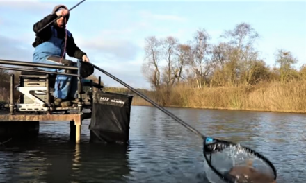 Angling Trust Winter League – Decoy Lakes