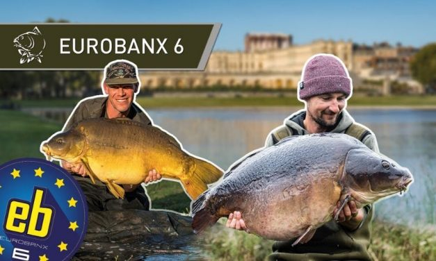 EUROBANX 6 with Alan Blair and Oli Davies – CARP FISHING FULL MOVIE