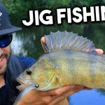 Get Fishing – Lure Fishing for Beginners – Perch on Jigs | TAFishing