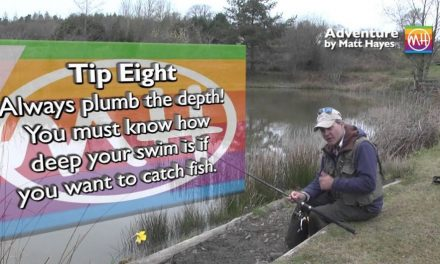 Get Fishing – A Beginners Guide to Float Fishing with Matt Hayes