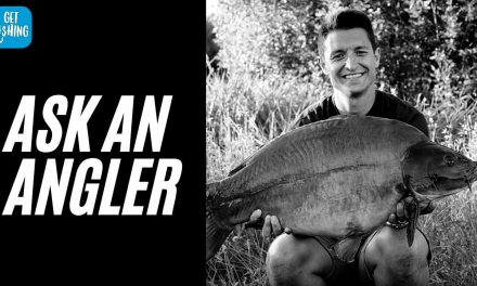 Ask an Angler (week 2) – Hassan Khan