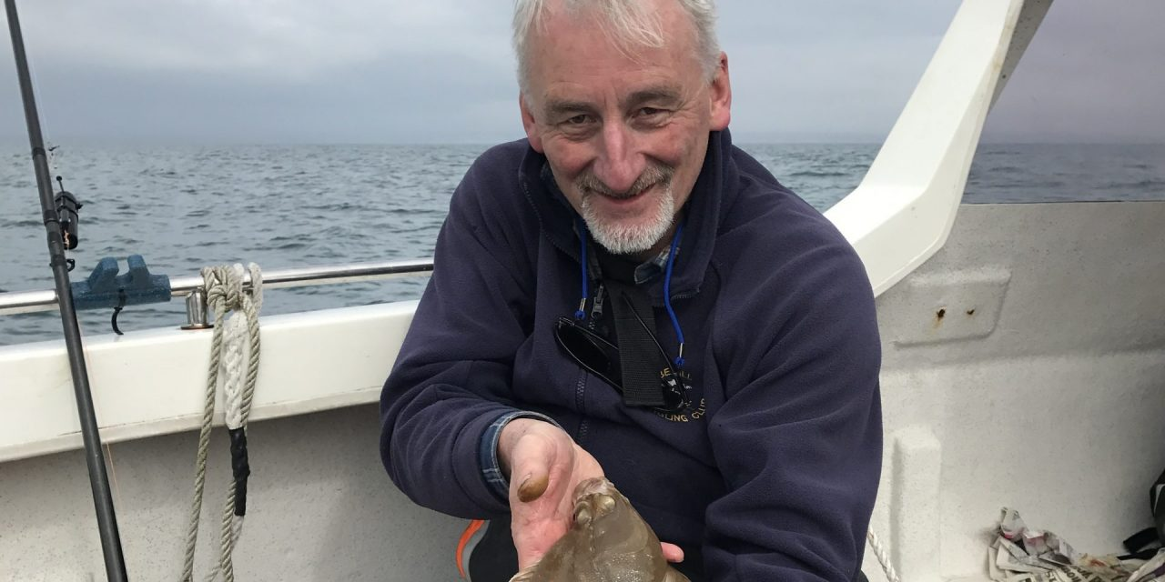 Fishing for Plaice
