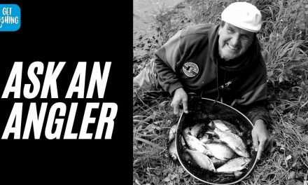 Ask an Angler (week 5) Bob Nudd