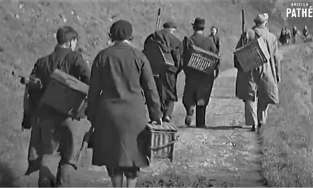 Bygone Days: Angling competition at Congleton (1938)