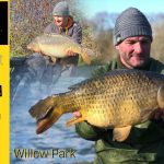 Carp Fishing: Day Ticket Travels at Willow Park with Rob Hughes & Ian Russell – PART 2