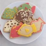 Make Fish Shaped Biscuits
