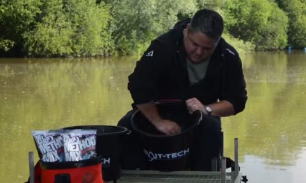 How to Mix the perfect groundbait every time