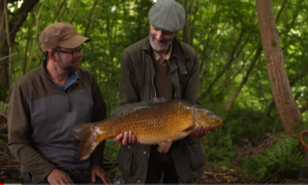 Chris Yates & Martin Bowler: Sticky Baits Reflections