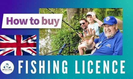 How to Buy a licence Online for fishing in England & Wales
