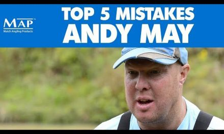 Andy May: Beginners Mistakes In Match Fishing