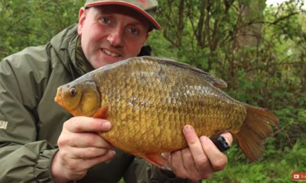 Crucian Fishing with Dr Paul Garner