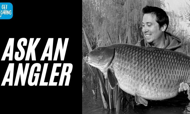 Ask an Angler –  Drennan Cup Winner –  Rich Wilby