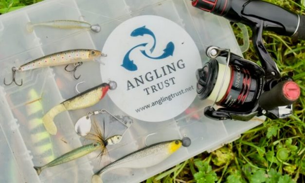Canal Lure Fishing with the AT Freshwater Team