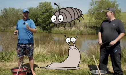 Foraged Bait Challenge – Jamie Hughes V Andy May