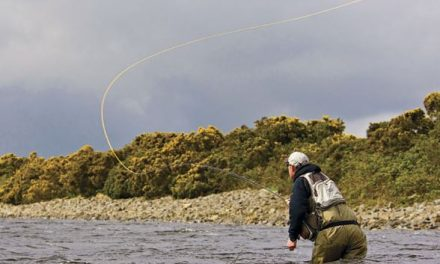 How to Cast in Strong Winds
