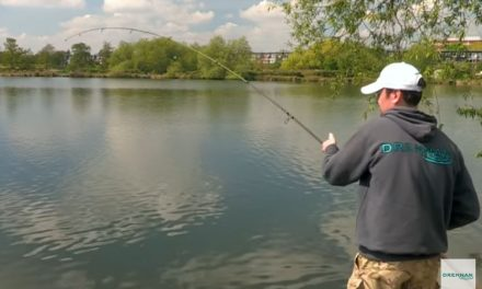 Rods for Distance Bream & tench Fishing