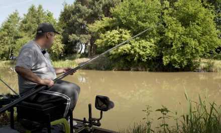 Jamie Hughes – Mugging for Carp